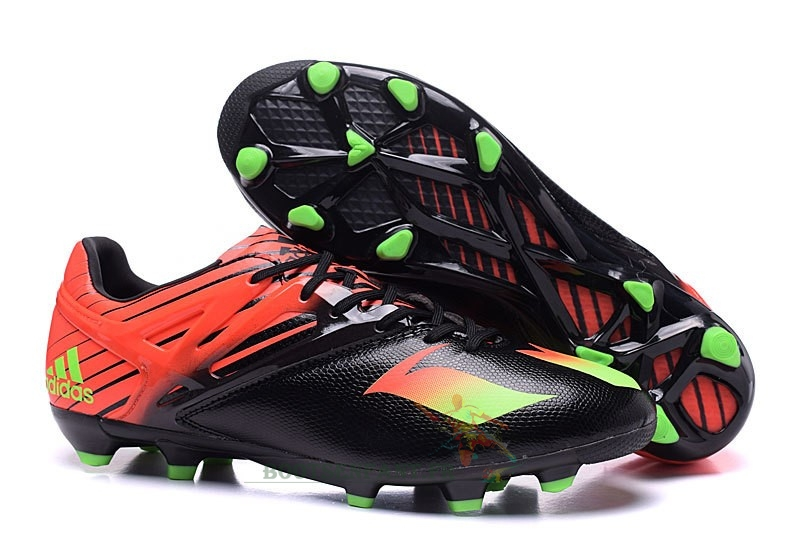 Adidas Messi 15.1 FG Noir Orange En Ligne