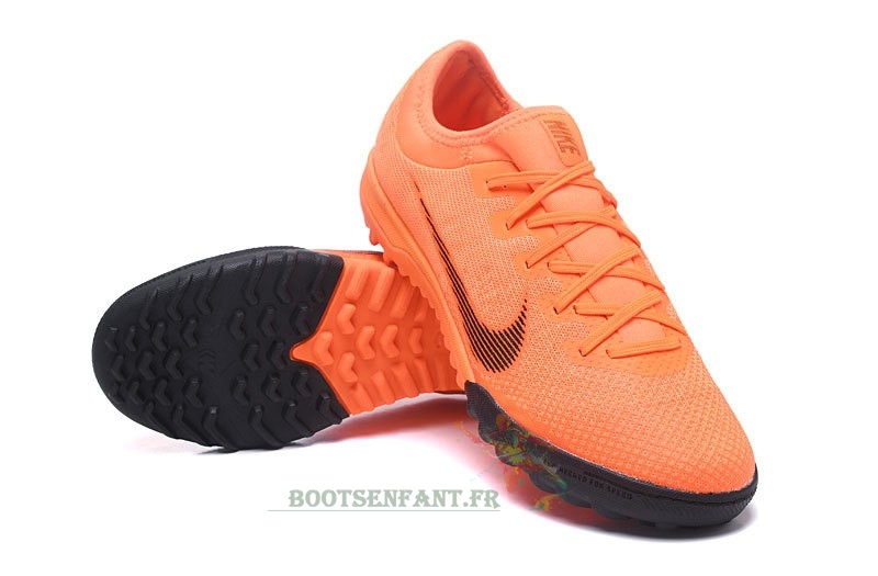 Nike Mercurial VaporX VII Pro TF Orange En Ligne