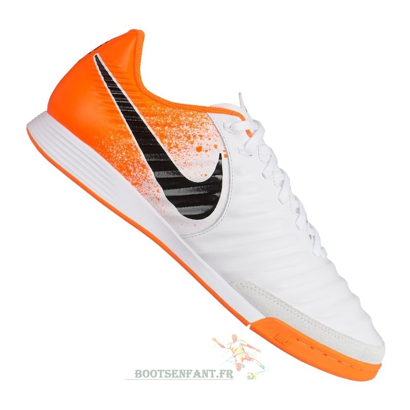 Nike Tiempo LegendX VII Academy IC Orange En Ligne