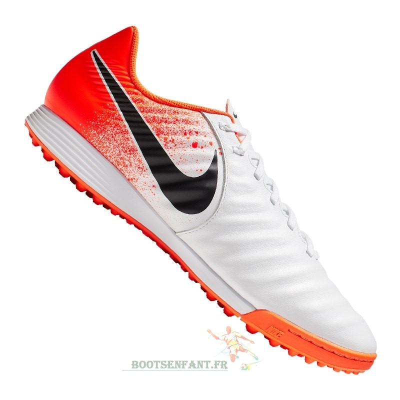 Nike Tiempo LegendX VII Academy TF Orange En Ligne
